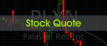 PLYN Stock Quote
